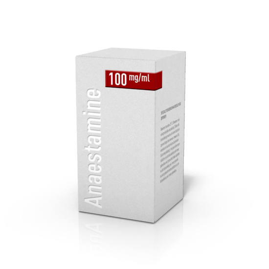 Anaestamine® 100 mg/ml