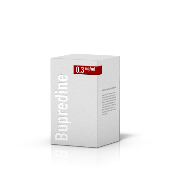 Bupredine Multidose® 0.3 mg/ml