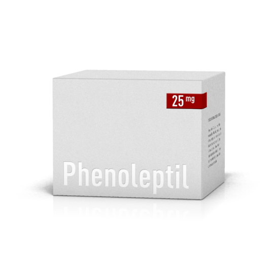 Phenoleptil®   25 mg