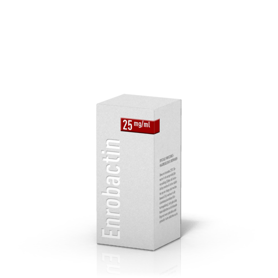 Enrobactin® 25 mg/ml