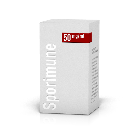 Sporimune® 50 mg/ml