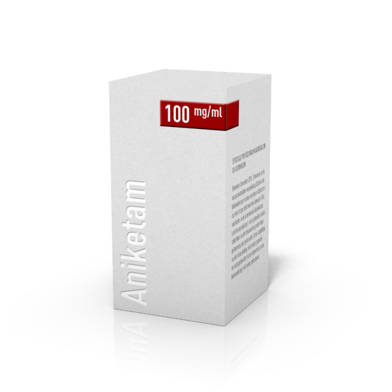 Aniketam® 100 mg/ml