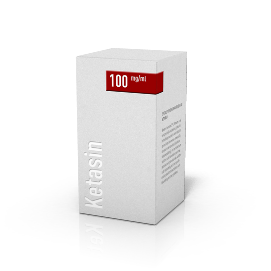 Ketasin® 100 mg/ml