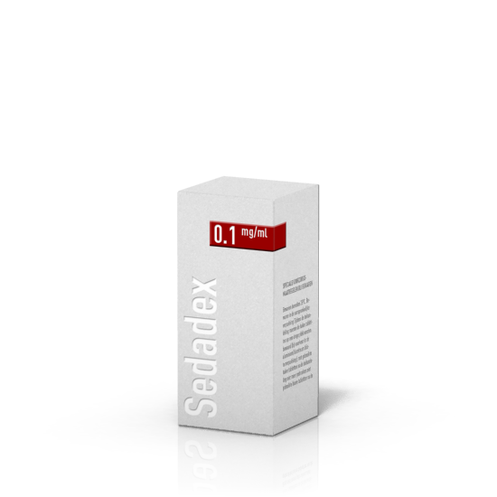 Sedadex® 0.1 mg/ml