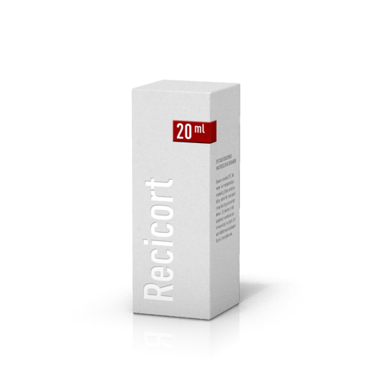 Recicort® 1.77/17.7 mg/ml