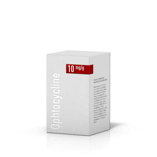 Ophtocycline® 10 mg/g